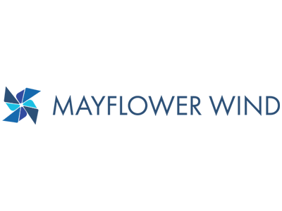Mayflower Wind logo